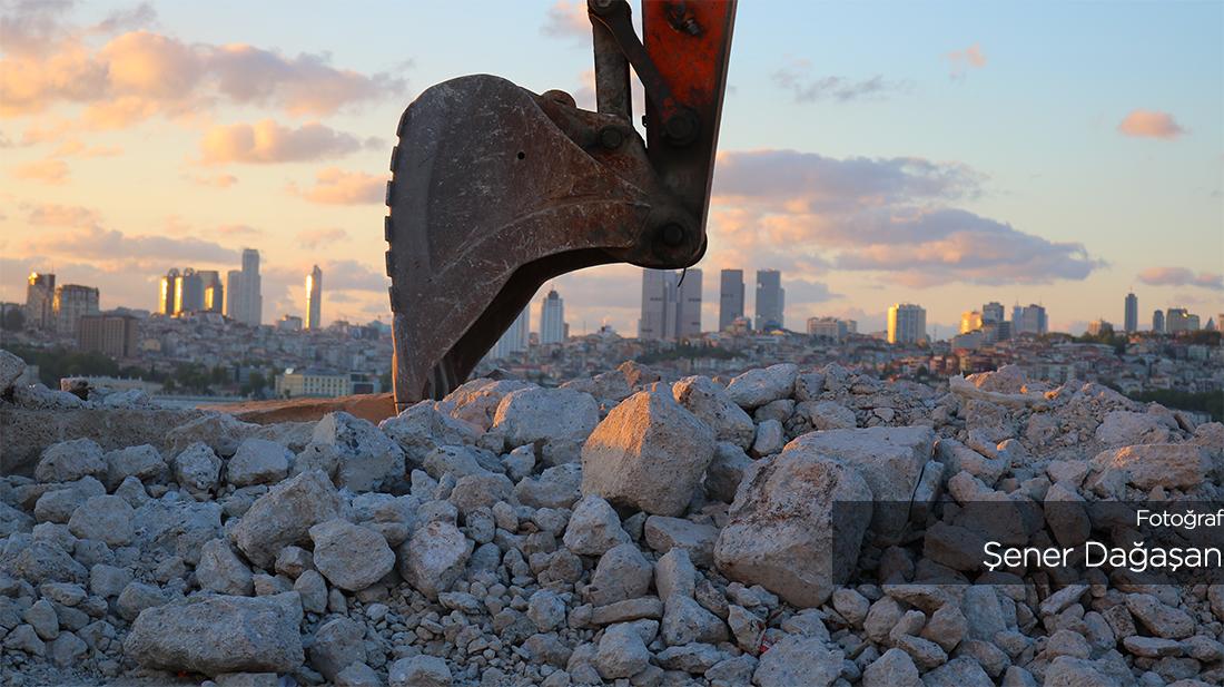 Dev Bir Şantiye: İstanbul